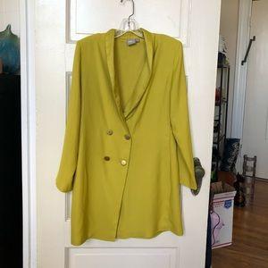 ASOS blazer dress